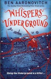 Whispers Under Ground (häftad)