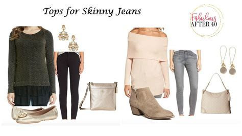 3 Ways to Wear Skinny Jeans Over 40
