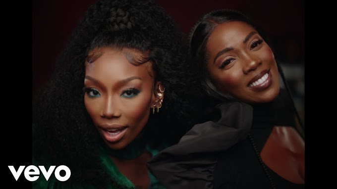 VIDEO: Tiwa Savage Delivers The Visuals For Brandy-assisted 'Somebody's Son'