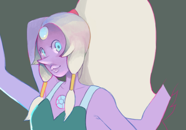 I also started an Opal a while back, but we'll see if I ever finish it.