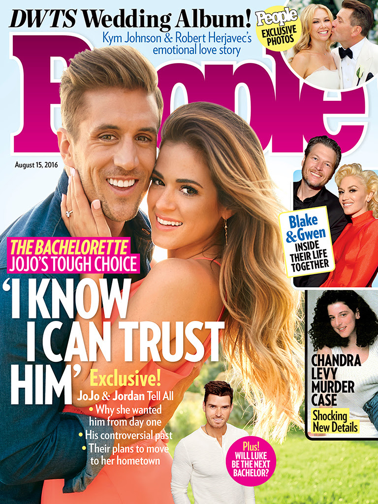 The Bachelorette's JoJo Fletcher and Jordan Rodgers Are Engaged!| The Bachelorette, People Picks, TV News, JoJo Fletcher