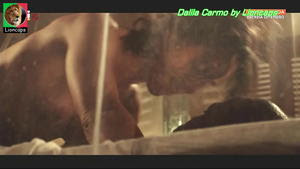 Dalila Carmo nua no filme Quero ser uma estrela