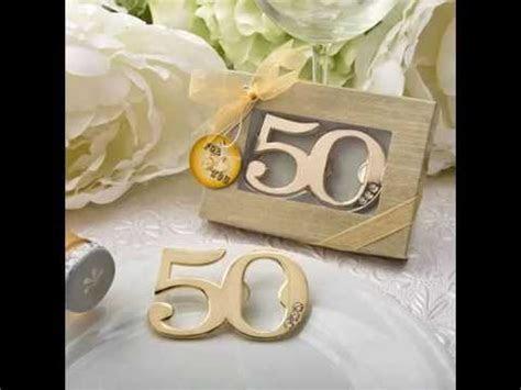 Celebrating 50th Anniversary for Wedding, Birthday, Class