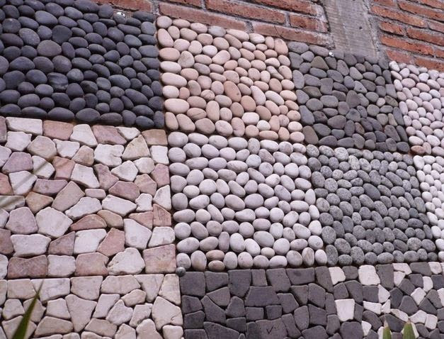 Jual Pagar Batu Alam (Andesit, Palimanan, Kali) ☎ 0813 ...