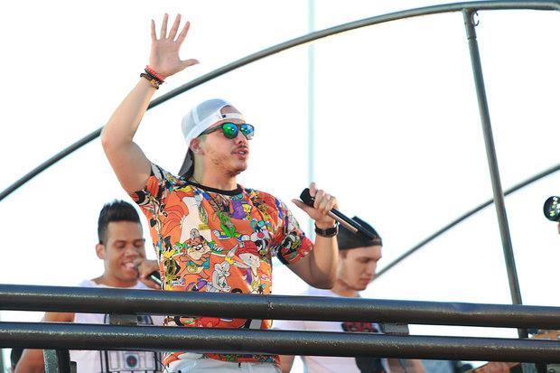Wesley Safadão também é sucesso no carnaval da Bahia - Foto: Agecom