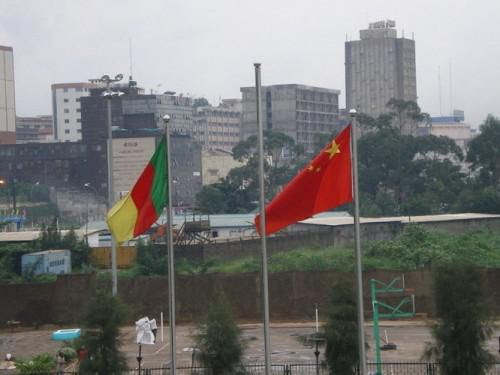 60 Chinese entrepreneurs on a business mission in Cameroon from 19 September