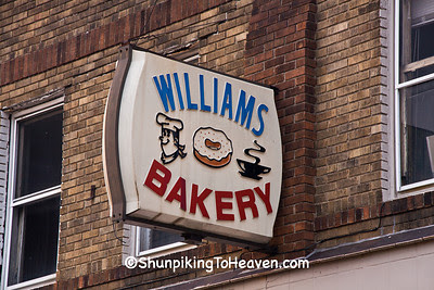 Williams Bakery, Zanesville, Ohio