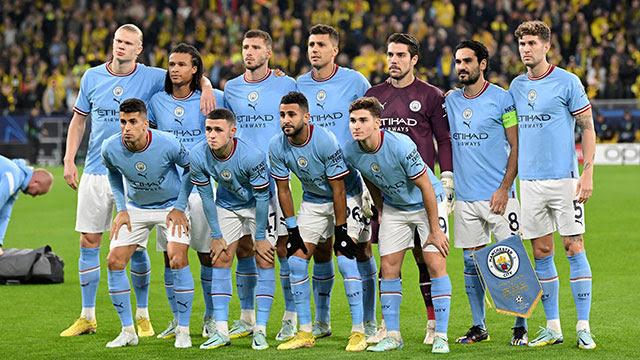 Resultado de imagen de Manchester City