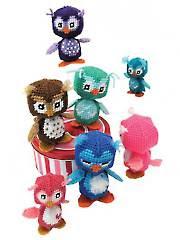 Amigurumi Owlets