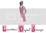 laurettas digital stamps