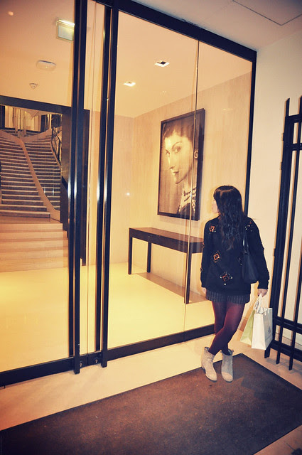 Rue de Cambon: aka Coco Chanel's Apt