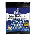 Dried Wild Blueberries, Organic<br /> Pocket Snacks