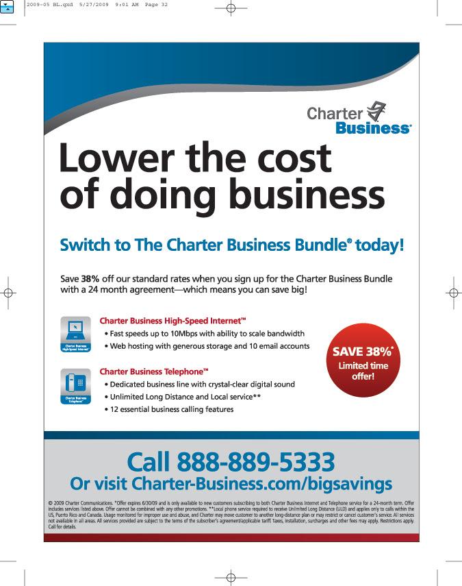Charter Communications - Charter Business Bundle ...