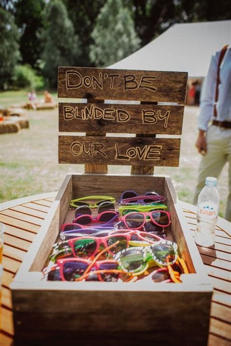 Summer wedding favor ideas   Best Summer wedding favors