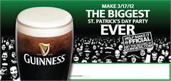 Guinness St Patricks