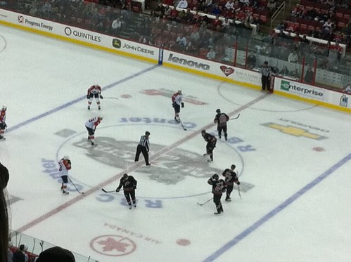 Canes vs Panthers