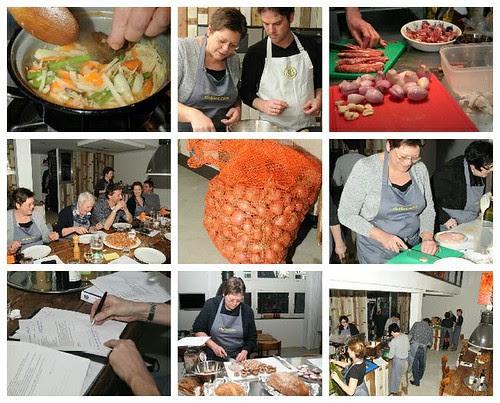 Redactie kookboek Sjalot