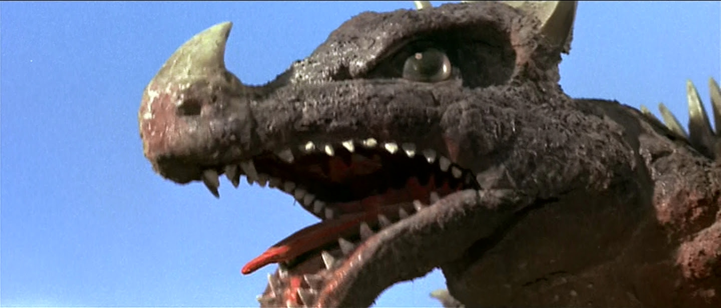 And a sad farewell to Anguirus