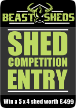 Beast Sheds Blog Competition