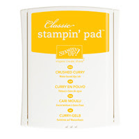 Crushed Curry Classic Stampin' Pad