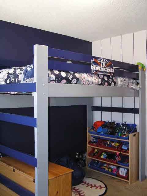 Kids Loft Bed - Youth Loft Beds - YouthBedLofts.