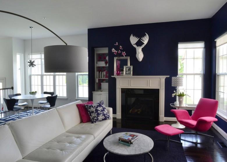 Navy Blue And Grey Living Room Ideas Home Design Ideas