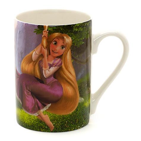 Rapunzel - Klassischer Becher