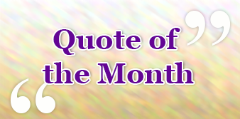 March Quote Of The Month The Victorious Woman Project