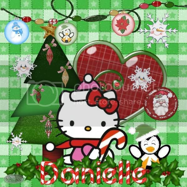 Hello Kitty,Penguins,Christmas,Children