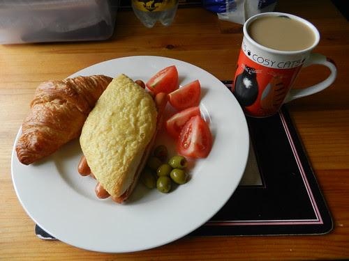 LIDL lunch, omnomnom!