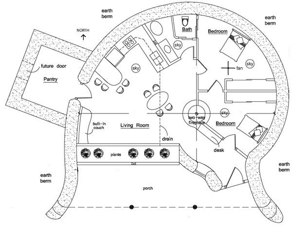 Spiral 2 House Plan