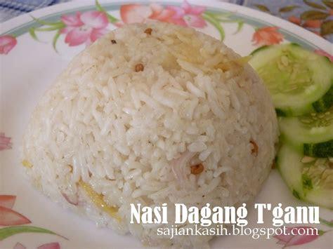 sajian kasih nasi dagang terengganu