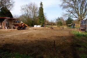 Terreno para construção da casa!