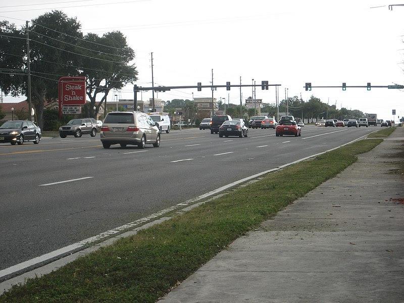 File:SR 580 at Summerdale Drive.jpg