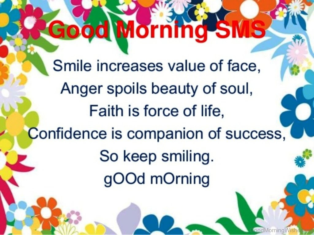 10 Good Morning Wishes With Sms