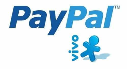Vivo e PayPal