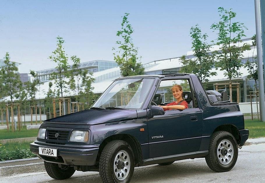 Suzuki Vitara Descapotable 4x4 Suzuki Vitara Review