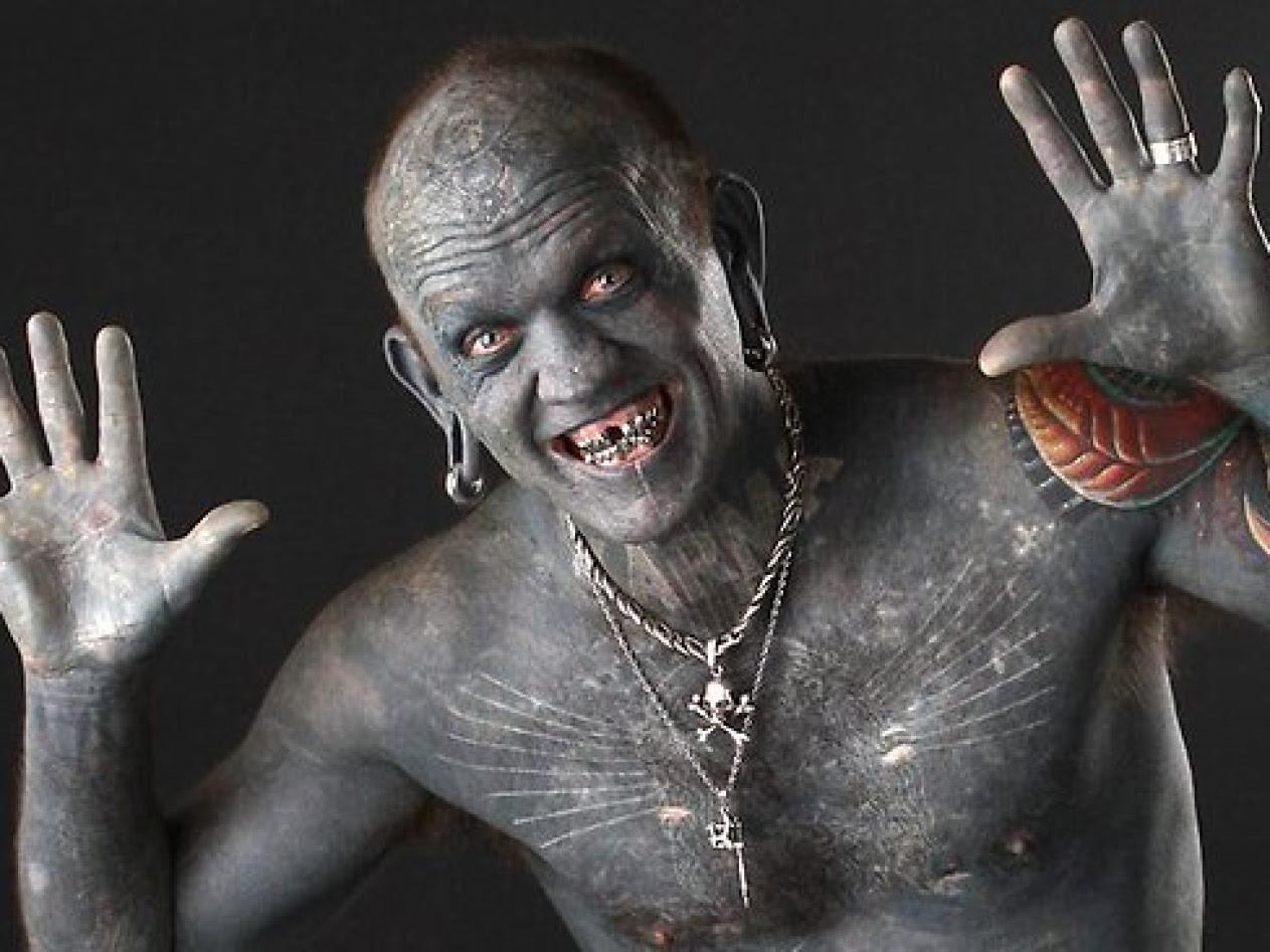 Las Personas Más Tatuadas Del Mundo Blogs El Tiempo