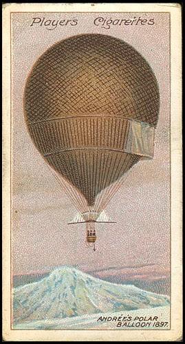 Andree's Polar Balloon, 1897