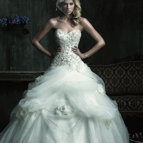Ball Gown Wedding Dresses, Beautiful and Stylish Princess