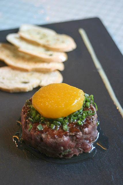 Skyve Seared Beef Tartare
