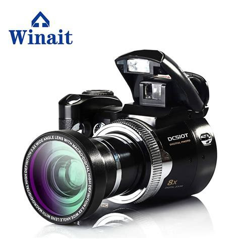 Free shipping Cheap digital telescopic camera with 2.4