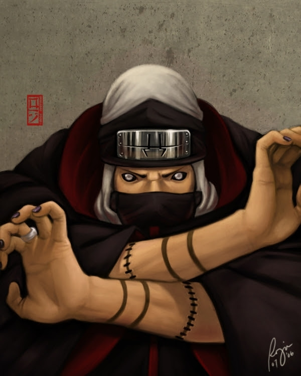 Gambar Naruto Shipuden Kakuzu Akatsuki Wallpaper