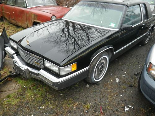 Sell used 1989 Cadillac Coupe Deville in Emerson, New ...
