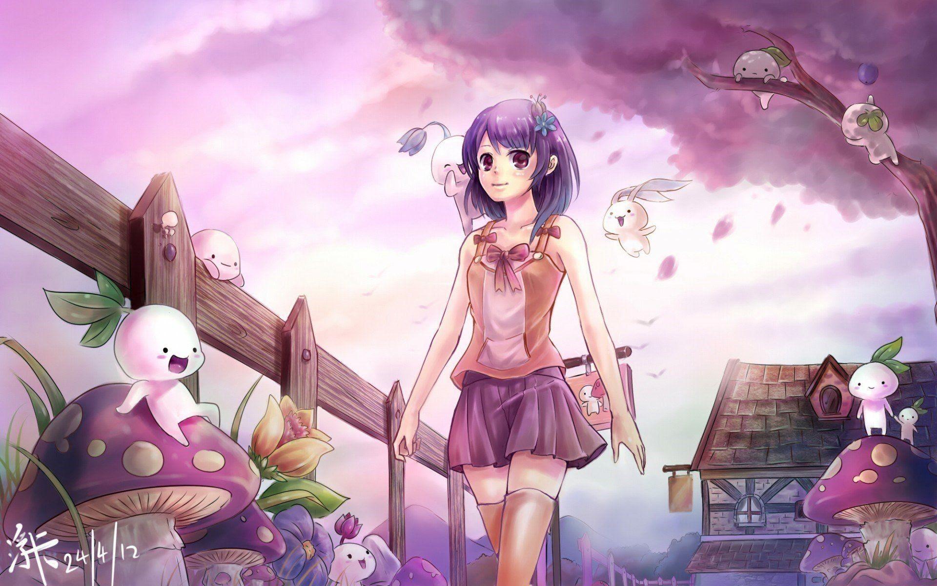 Download 300 Wallpaper Anime Hd Laptop HD Gratis