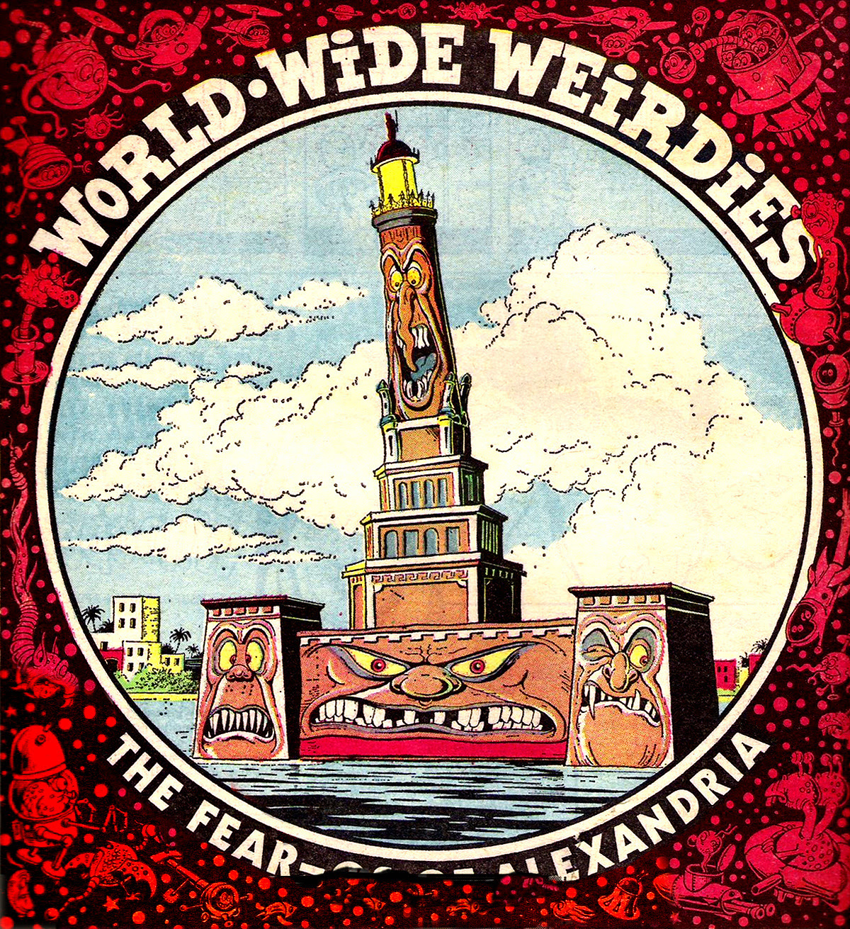 Ken Reid - World Wide Weirdies 82