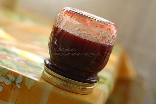 marmellata di prugne homemade