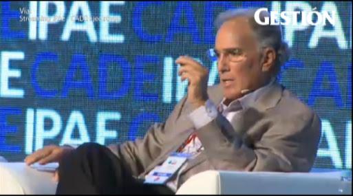 """""""El Gobierno de Alan García tuvo una 'inspiración divina' cuando intentó estatizar la banca"""""""