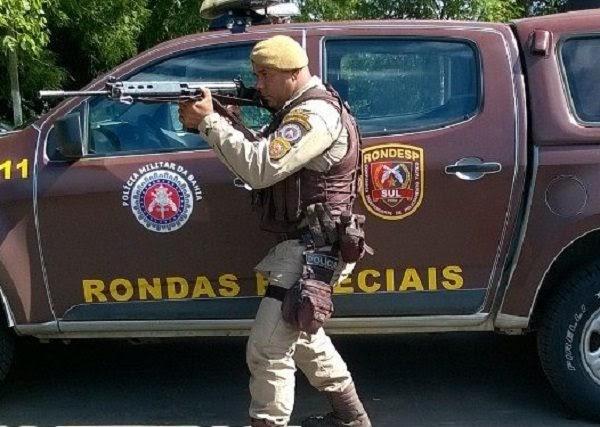 URGENTE | Rondesp elimina três no Bairro Urbis VI, em Conquista