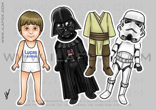 Lembrancinha Guerra nas Estrelas, lembrancinha Star Wars, Lembrancinha Darth Vader, Lembrancinha Storm Trooper, Lembrancinha Jedi, lembrancinha original, lembrancinha personalizada, by ila fox